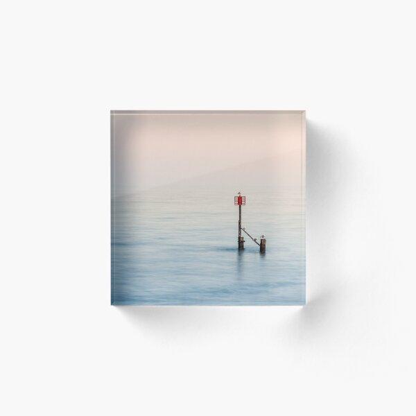 Quiet Contemplation  Acrylic Block