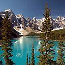 Canada's Rockie Mountains by Sean Jansen