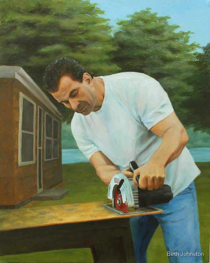 The Carpenter by Beth Johnston
