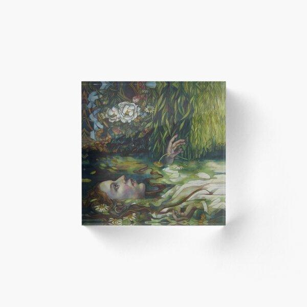 Ophelia Acrylic Block