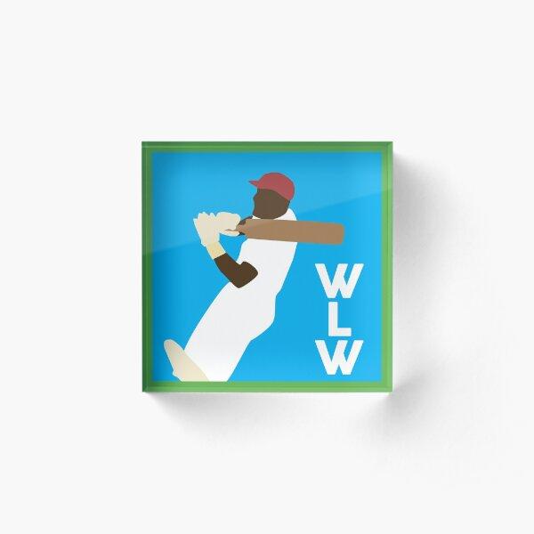 WLW logo small Acrylic Block