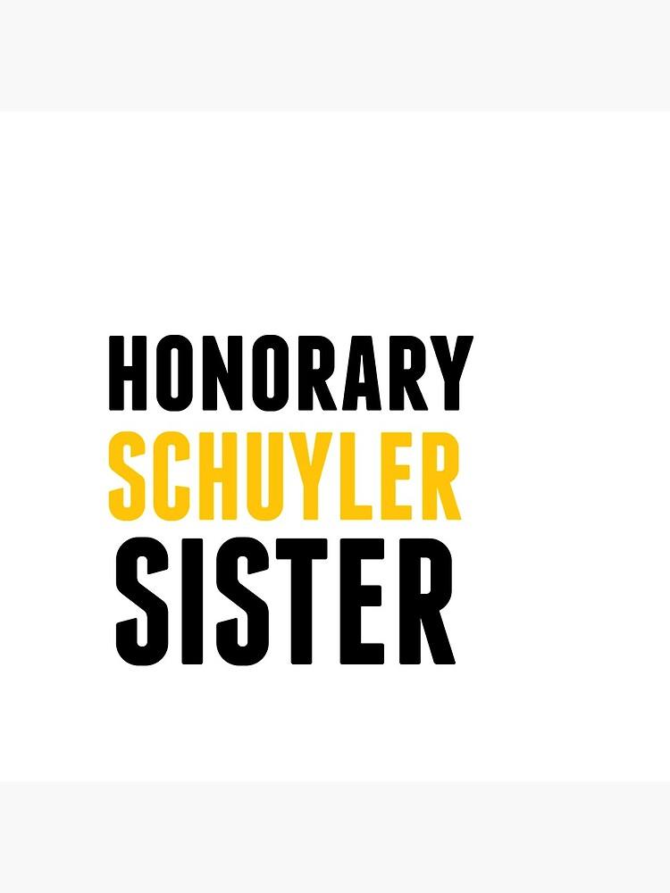 Hermana Honoraria de Schuyler de funhomies