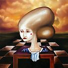 Child with growing brain by Zeb Shaffer