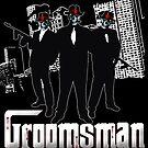 Groomsman von American  Artist