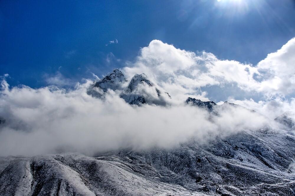 In den Wolken von Harry Oldmeadow