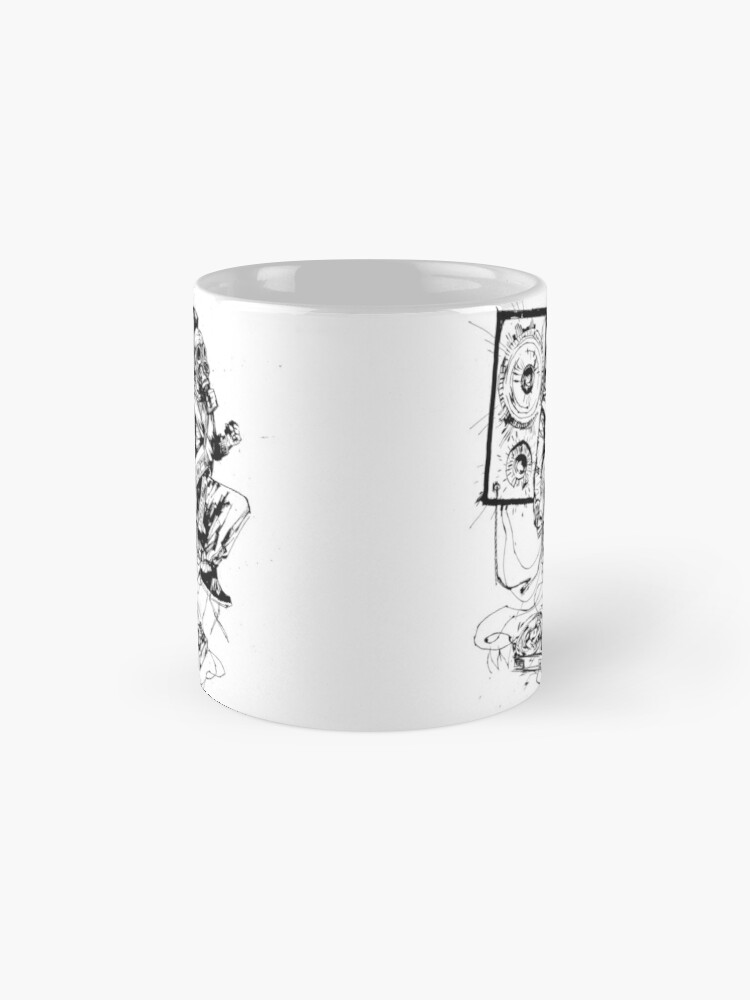 Alternate view of Spin Again Mug