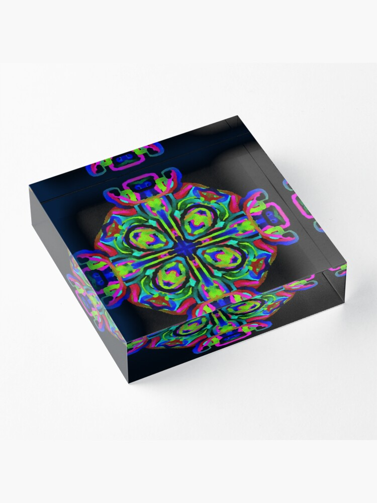 Alternate view of TreeTop Acrylic Block