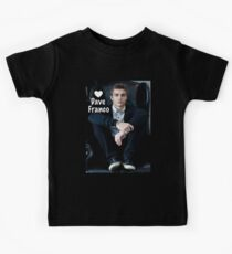 Love Dave Franco Kids Tee