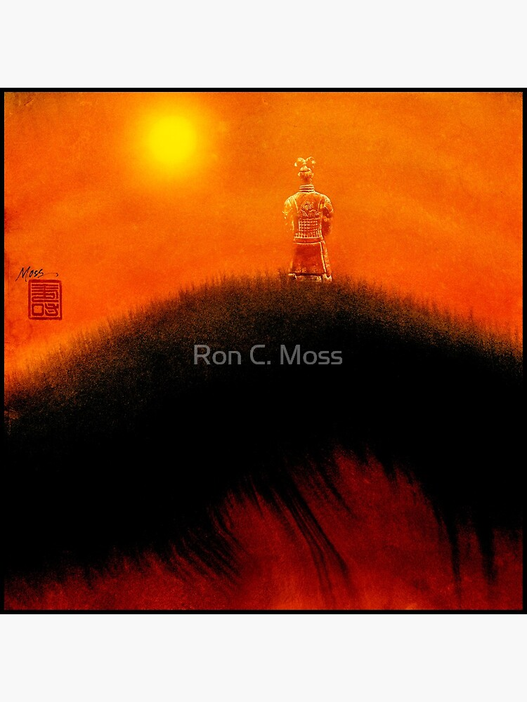 Warrior's Dreams by ronmoss