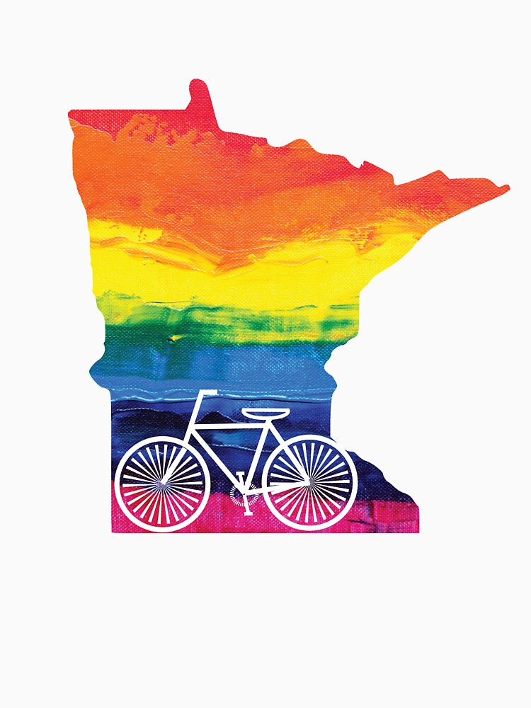 Minnesota Pride Bike by andybirkey