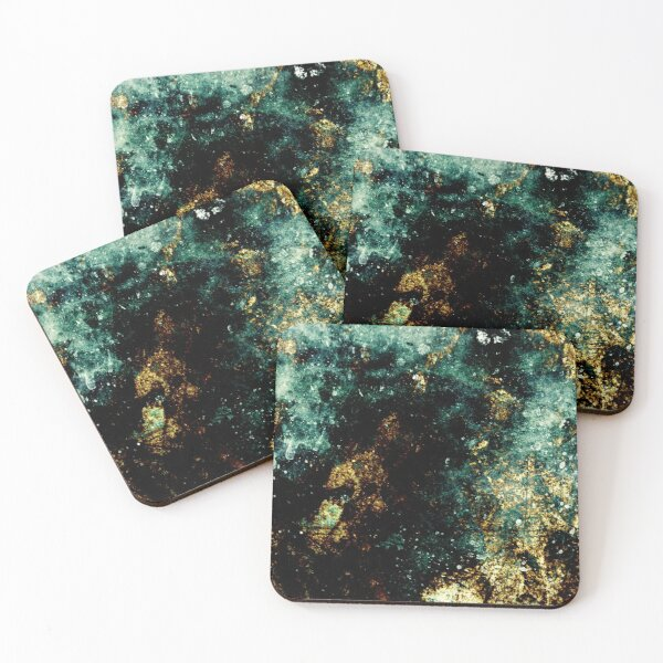 Abstract XIII Coasters (Set of 4)