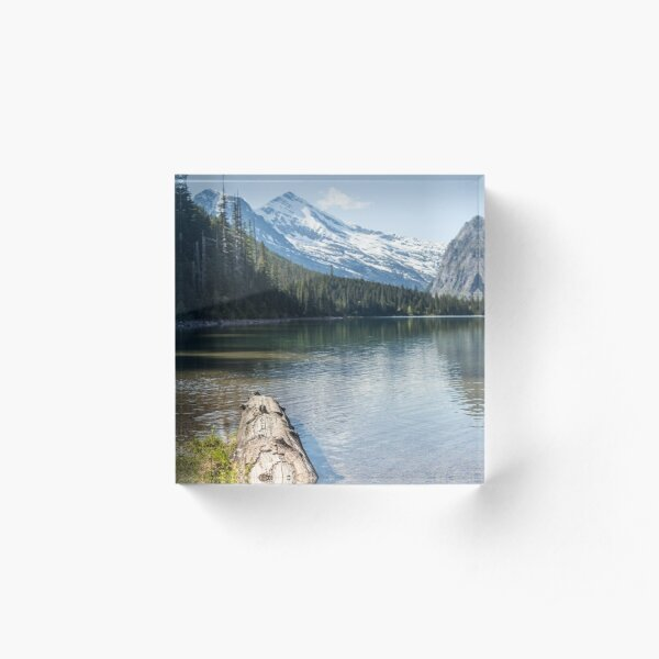 I Lake This View Acrylic Block