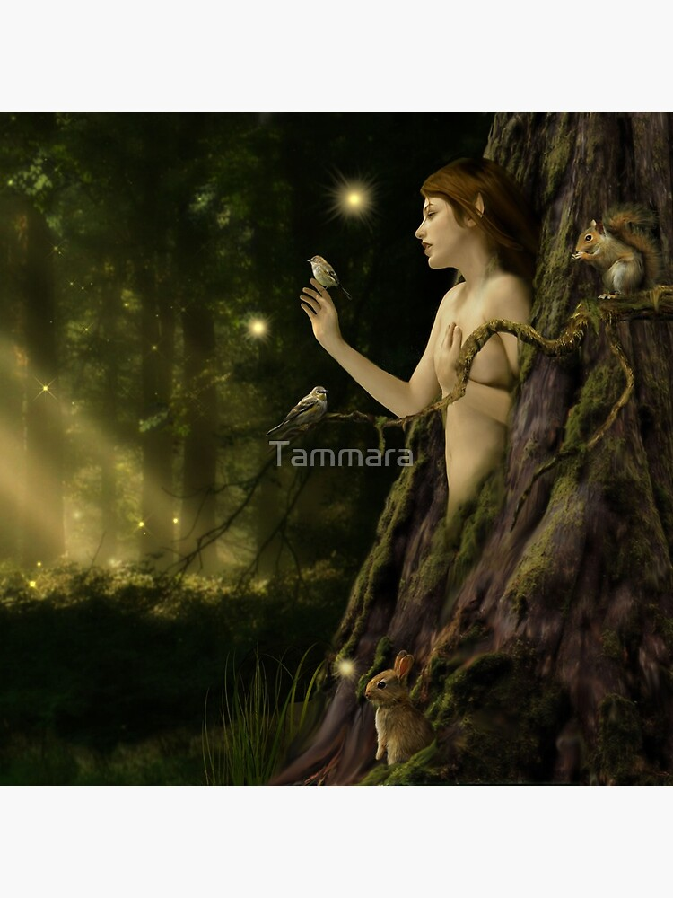 Hamadryad  by Tammara