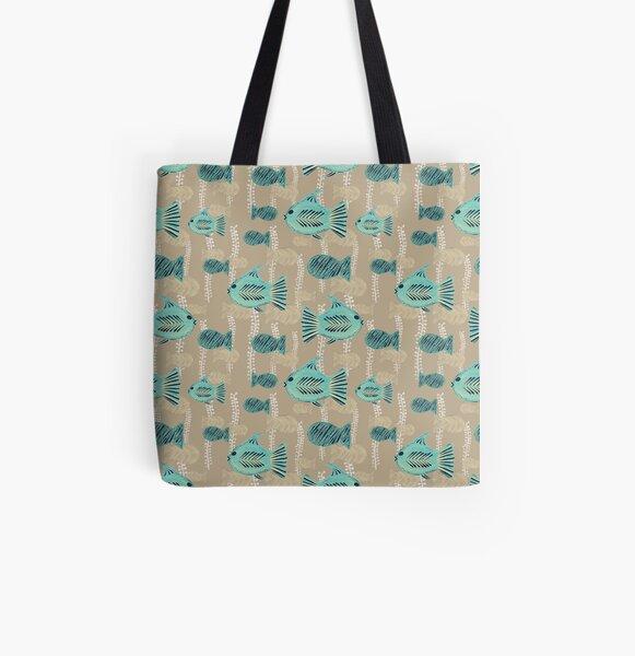 Sofishticated All Over Print Tote Bag