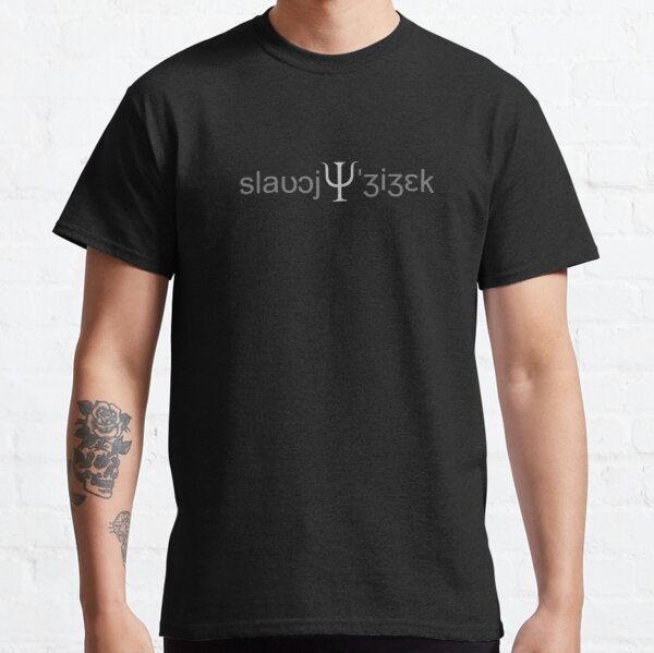 Slavoj Žižek Classic T-Shirt