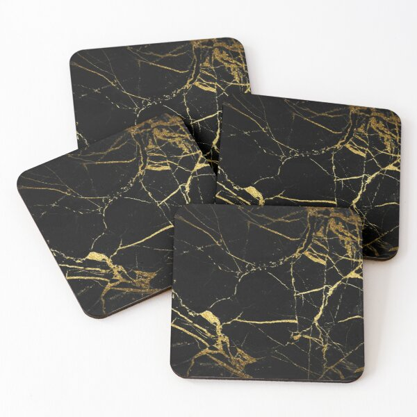 Marble Coasters (Set of 4)