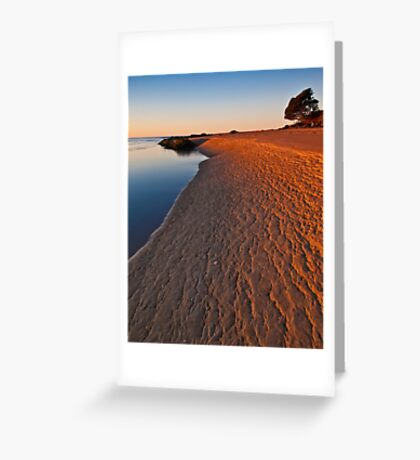 Timeless Sands Greeting Card