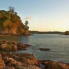 Russell Beach, Dusk by randmphotos