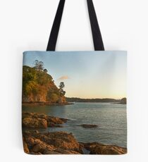 Russell Beach, Dusk Tote Bag
