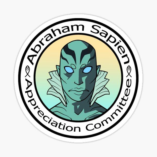 Abe Sapien Appreciation Committee Sticker