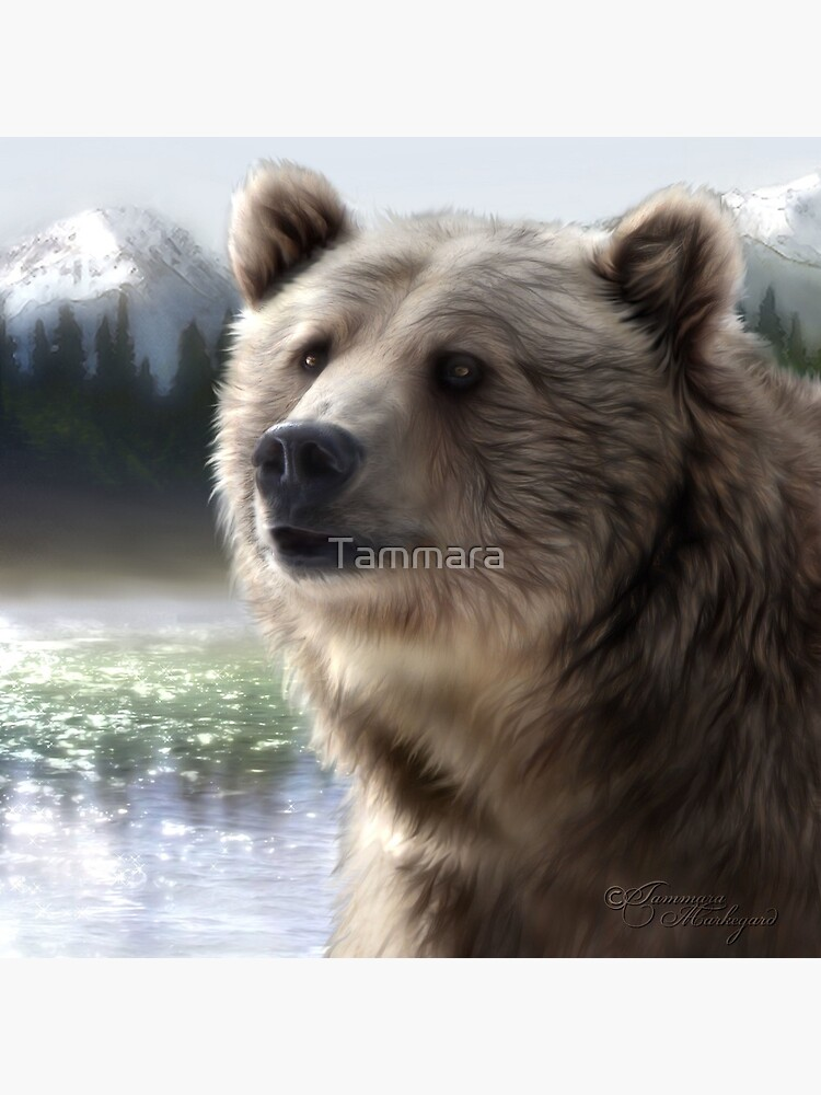 Spirit Bear by Tammara