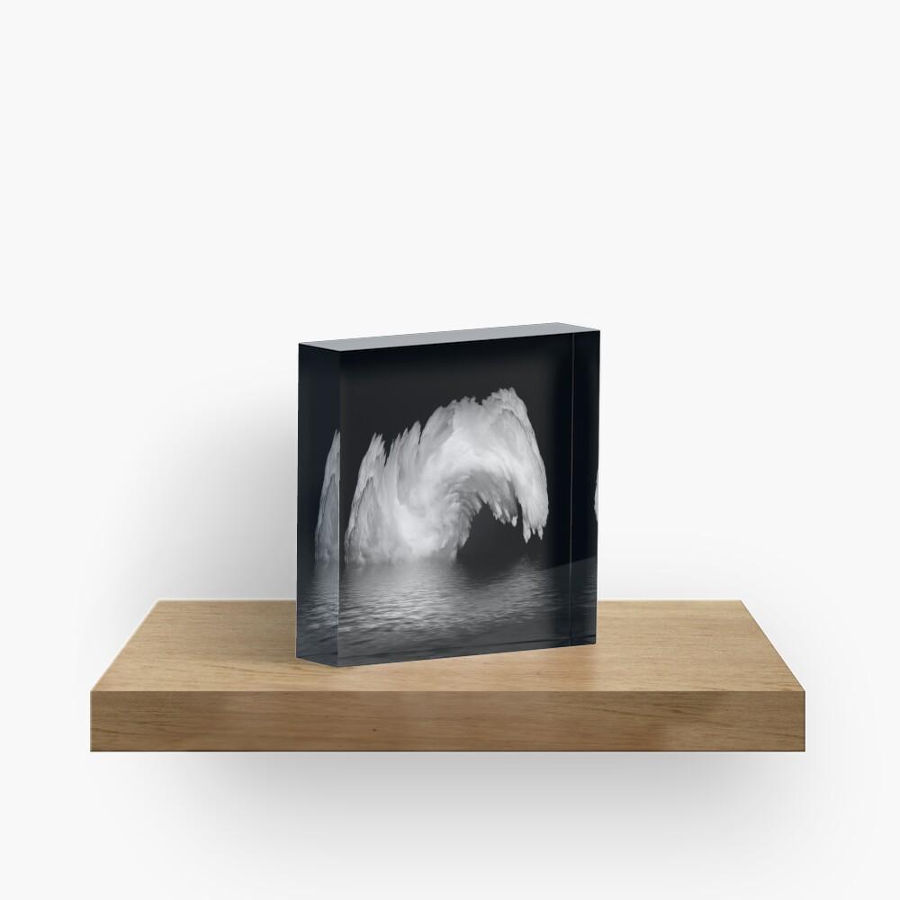 fountain? Acrylic Block