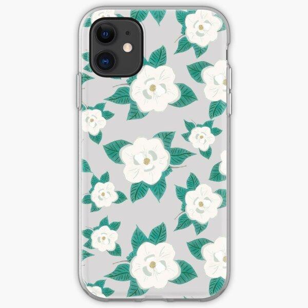 Magnolia Fields  iPhone Soft Case