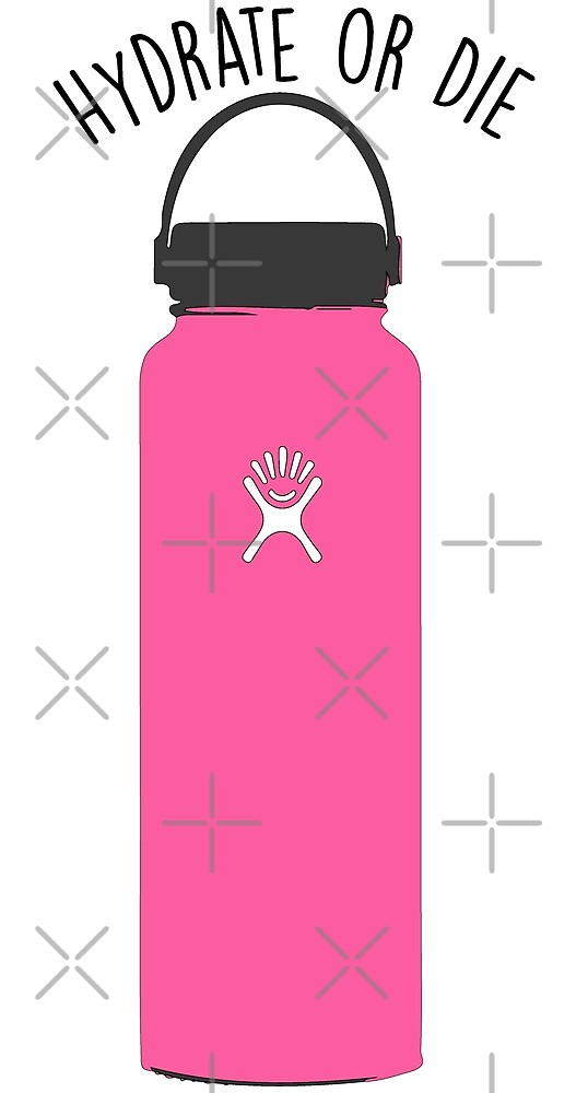Hydrat oder Die Hydroflask von Freshfroot