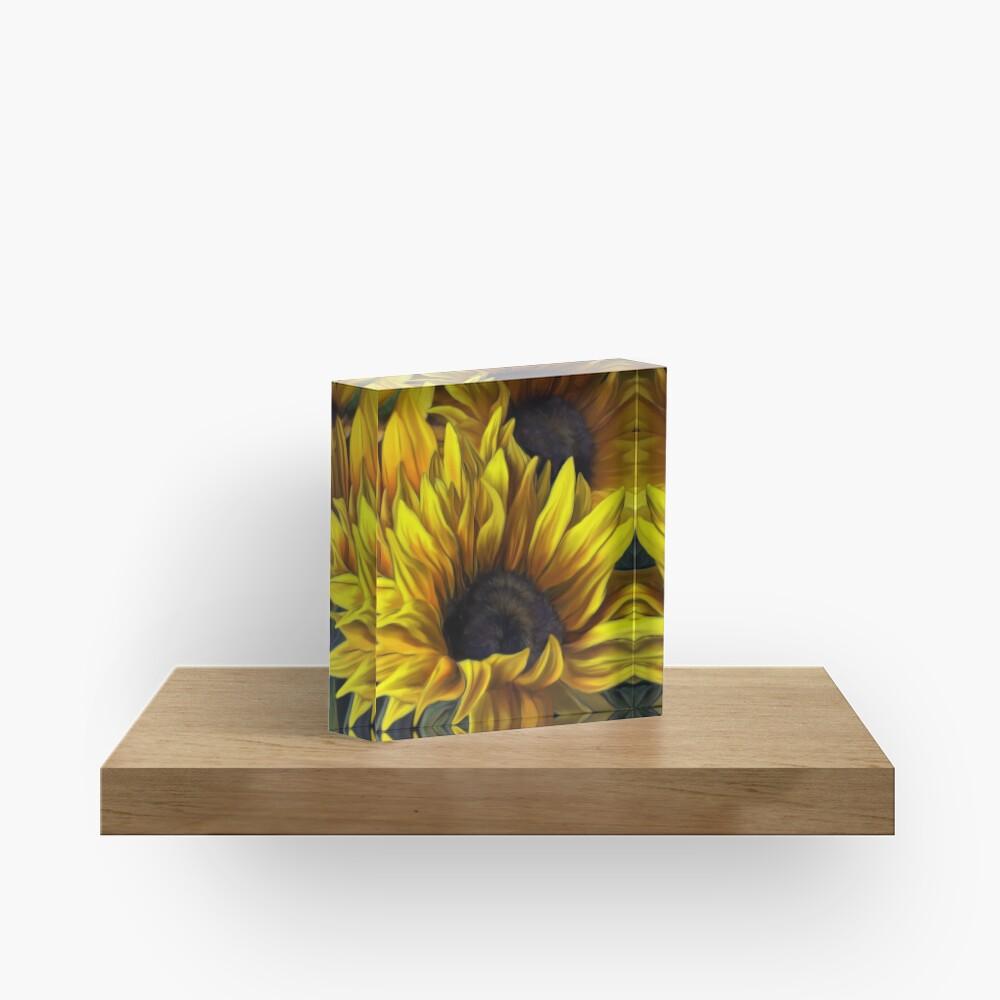 Sunshine Acrylic Block