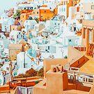«Santorini Vacay #fotografía #greece #travel» de 83oranges