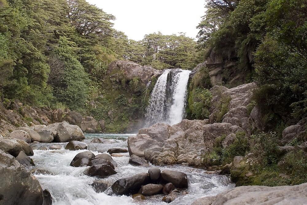 Tawhai falls by Phil Rhodes