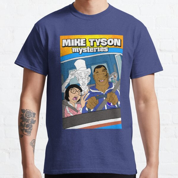Old English Text Mike Tyson NEW MENS T-SHIRT