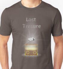 Lost Treasure - NES (Nintendo Entertainment System) T-Shirt