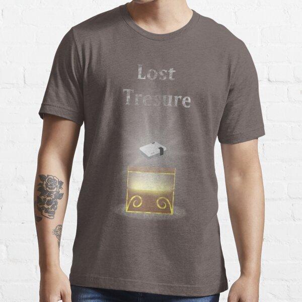 Lost Treasure - NES (Nintendo Entertainment System) Essential T-Shirt