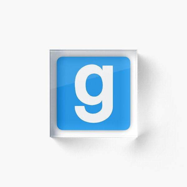 Garry's Mod Acrylic Block