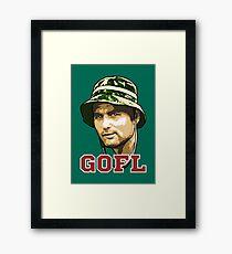 GOFL Framed Print