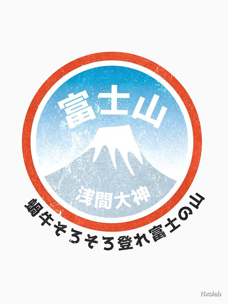 Fuji San de Nxolab