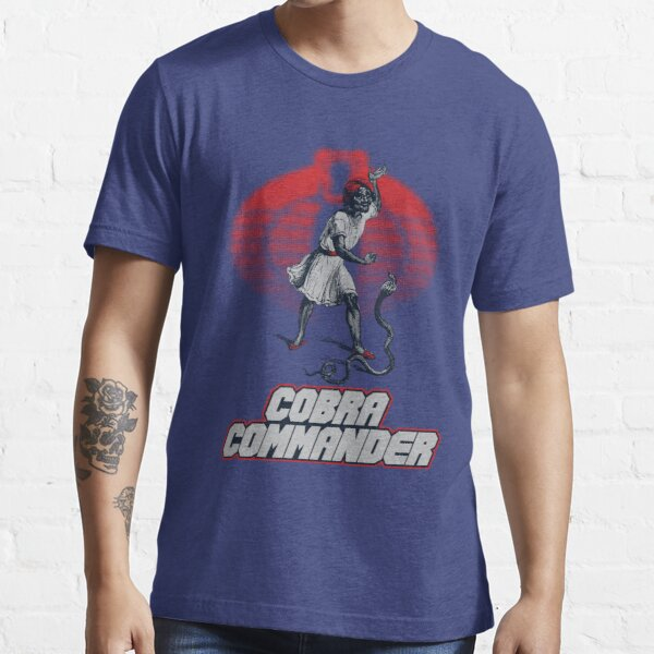 Cobra Commander Essential T-Shirt