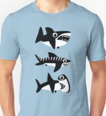 Dumb Sharks Unisex T-Shirt