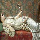 #Odalisque - #Eroticized #Artistic #Genre by znamenski