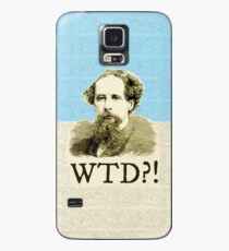 What The Dickens?! Case/Skin for Samsung Galaxy
