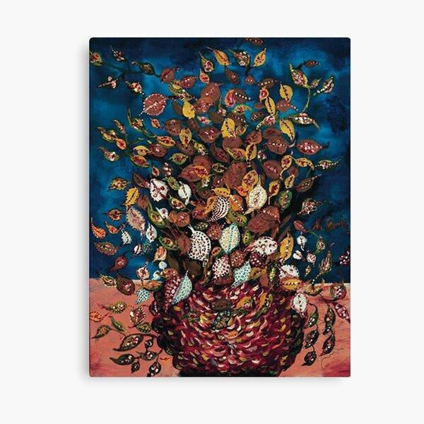 Le Bouquet de Feuilles - Seraphine Louis - Favourite Artists Collection Canvas Print