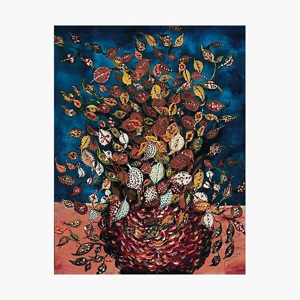 Le Bouquet de Feuilles - Seraphine Louis - Favourite Artists Collection Photographic Print