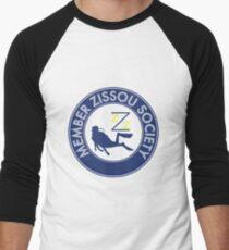 Member Zissou Society (detailed) Men's Baseball ¾ T-Shirt
