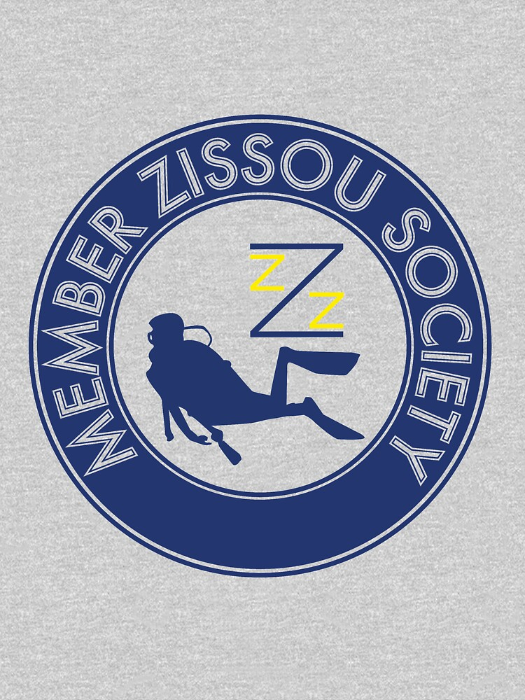 Member Zissou Society (detailed) | Unisex T-Shirt