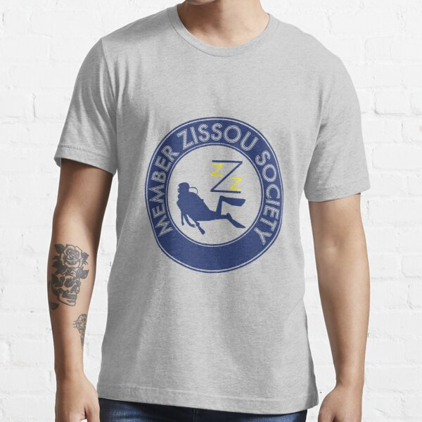 Member Zissou Society (detailed) Essential T-Shirt
