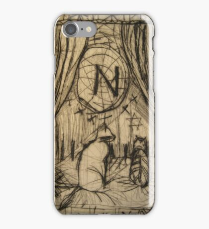 The Emperor's Bed iPhone Case/Skin