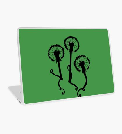 Lovely Dandelions Laptop Skin