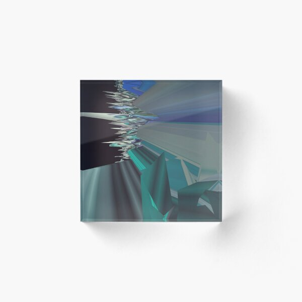 0057 Acrylic Block