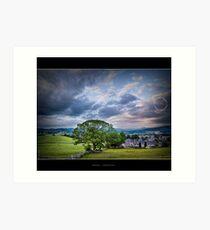 Tree @ Windermere - UK Art Print